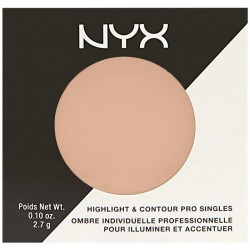 Iluminador NYX Highlight - Soft Peach - HCPS12