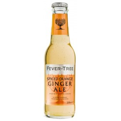 Agua Tonic Fever Tree Ginger Ale 200 ml