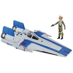 Boneca Star Wars Hasbro C1249 - Chasseur A-Wing Fighter
