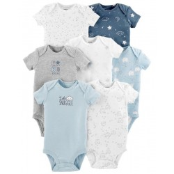 Body Carters 126H603 Masculino (7 unidades)
