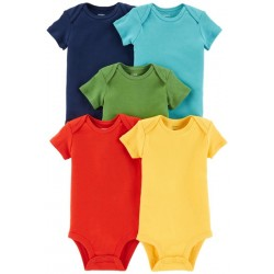 Body Carters 126H592 Masculino (5 unidades)
