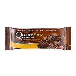 Barra de Proteína Quest Bar - Chocolate Brownie - 5g