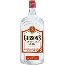 Gin Gibson`s London Dry 1 Litro