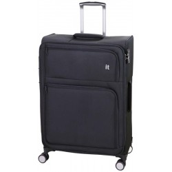 Maleta de Viaje IT Luggage LINQ-IT - Lux Expansiva con el candado TSA - Mediano/Negro