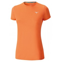 Camiseta Mizuno Impulse Core Tee - J2GA7721 54 Femenina