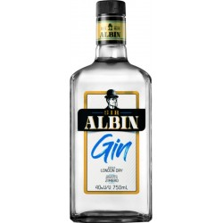 Gin Sir Albim London Dry 750mL