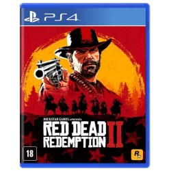 Jogo Red Dead Redemption II - PS4 - Portugues