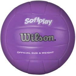 Bola de Vôlei Wilson SoftPlay Technology WTH11319XB