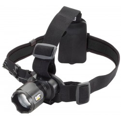 Linterna de cabeza Led Cat Focusing Headlamp CT4200 (220 Lúmenes)