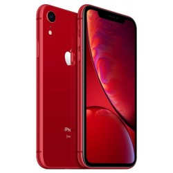 "iPhone XR 64GB Pantalla 6.1"" Rojo"