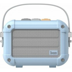 Speaker Divoom Macchiato 6 Watts Bluetooth - Azul