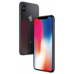 "iPhone X 64GB Pantalla 5.8"" Gris Espacial"