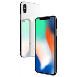 "iPhone X 256GB Pantalla 5.8"" Plata"