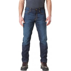Jean 5.11 Tactical Defender-Flex Slim 74465-649 Dark Wash Indigo Masculina