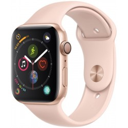 Apple Watch Series 4 (GPS) Caja de aluminio 44mm Pulsera Deportiva Rosa