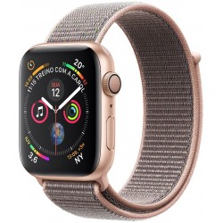Apple Watch Series 4 (GPS) Caja Aluminio 44mm Pulsera Deportiva Loop Arena Rosa