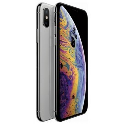 "iPhone Xs 64GB Pantalla 5.8"" Plata"