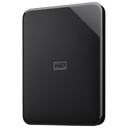 HD Externo WD Elements SE 2TB USB 3.0 - WDBJRT0020BBK-WESN