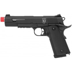 Pistola Airsoft Secutor Rudis XI SAR0001 Silver Barrel 6mm