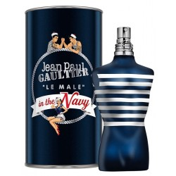 Perfume Jean Paul Gaultier Le Male In The Navy EDT 100mL - Masculino