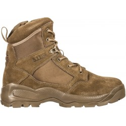 "Bota 5.11 Tactical ATAC 2.0 6"" Side Zip Desert 12395 Dark Coyote Masculino"