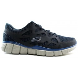 Tênis Skechers Equalizer 2.0 Groy Masculino 51523 NVGY