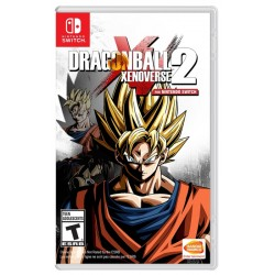 Juego Dragon Ball Xenoverse 2 - Nintendo Switch