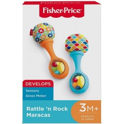 Maracas Coloridas Fisher Price FPY65