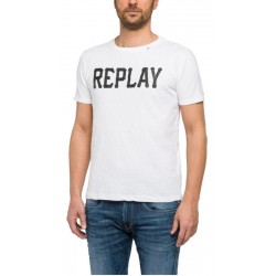Camiseta Replay M3329S.22336.001 Masculino