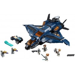 Lego Marvel Avengers Ultimate Quinjet 76126 (838 pcs)