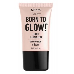 Iluminador Liquido NYX Born To Glow LI01 Sunbeam - 18mL