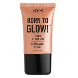 Iluminador Liquido NYX Born To Glow LI02 Gleam - 18mL