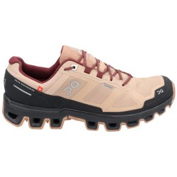 Tenis On Running Cloudventure Waterproof 22.99857 Rose/Marrón (Femenino)