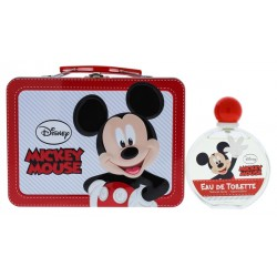 Perfume Disney Mickey Mouse EDT 100mL + Caja Infantil
