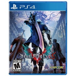 Juego Devil May Cry 5 - PS4