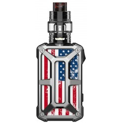 Vaper Rincoe Mechman 228W - Steel Bone USA