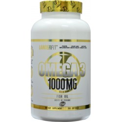 Landerfit Omega 3 1000MG Fish Oil (200 Cápsulas)