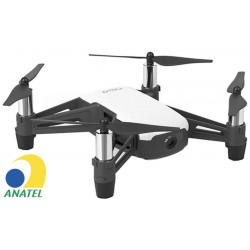Drone Tello Boost Combo Powered by DJI - ANATEL Blanco