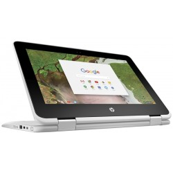 "Notebook/Tablet HP 11-ae051wm Celeron 1.1GHz/4GB/64GB/11.6"" Touch HD/Chrome"