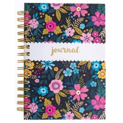 Cuaderno Espiral Graphique Journal 160 Paginas SB3156A5