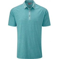 Camisa Polo Ping Chandler P03346 LB7 Lake Blue Marl