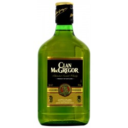 Whisky Clan MacGregor Blended Scotch 350mL