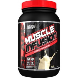 Nutrex Research Muscle Infusion Advanced Protein Blend Vanilla - 2 lbs (907g)