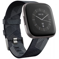 SmartWatch Fitbit Versa 2 Special Edition FB507GYGY Smoke - Mist Gray (Small/Large)