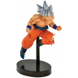 Muñeco Bandai Goku (Ultra Instinct) Dragon Ball Super Z-Battle 34822