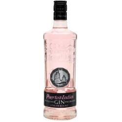 Gin Puerto de Indias Strawberry - 700mL