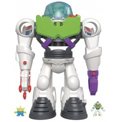 Robot Imaginext Fisher Price Toy Store GBG65