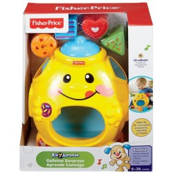 Galletas Biscochos Fisher Price DTM53
