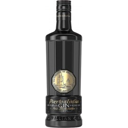 Gin Puerto de Indias Pure Black Edition - 700mL