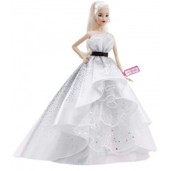 Muñeca Mattel Barbie 60 TH Aniversario - FXD88